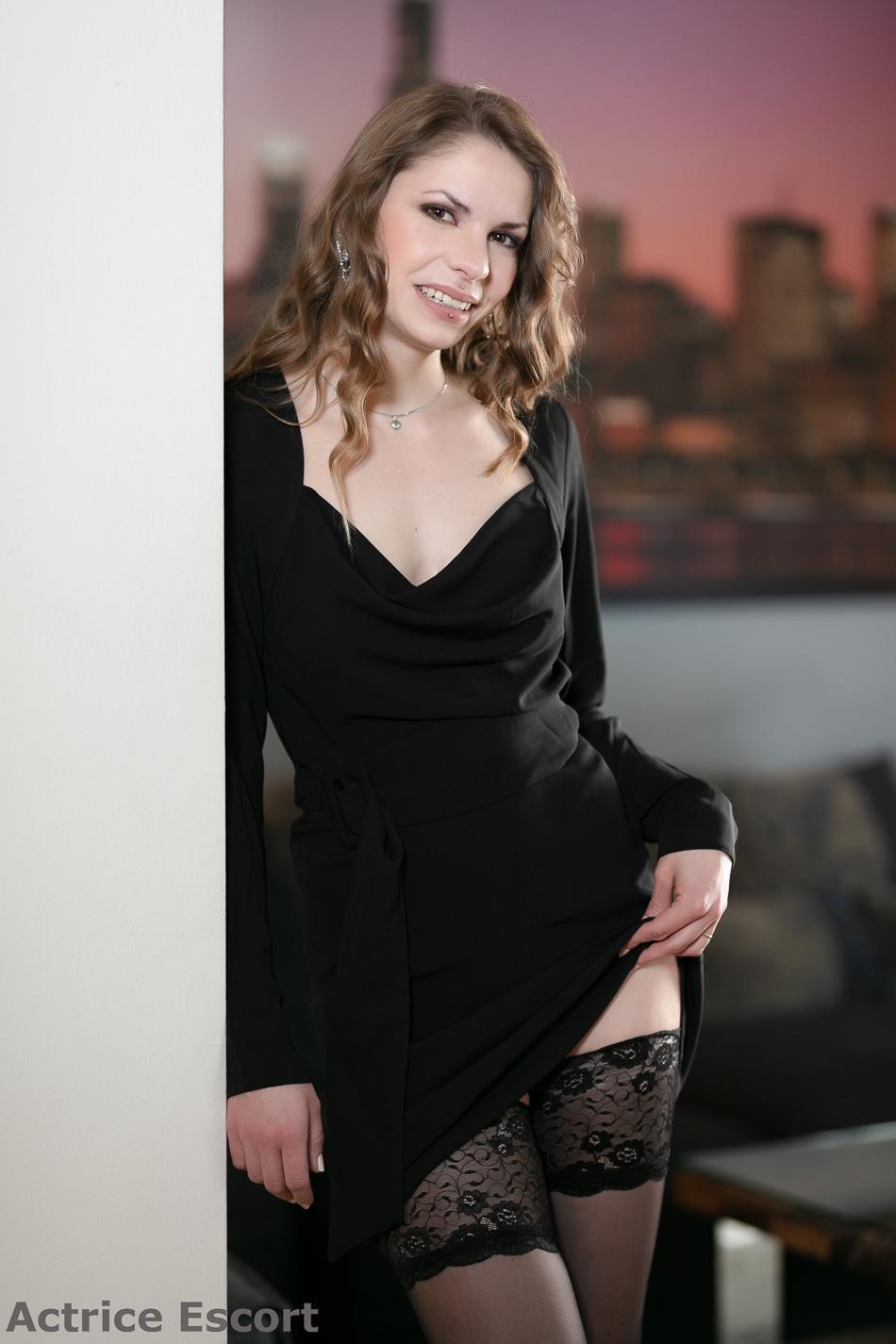 Escort Dame Sofia aus Escorts Actrice Escort Hamburg in
