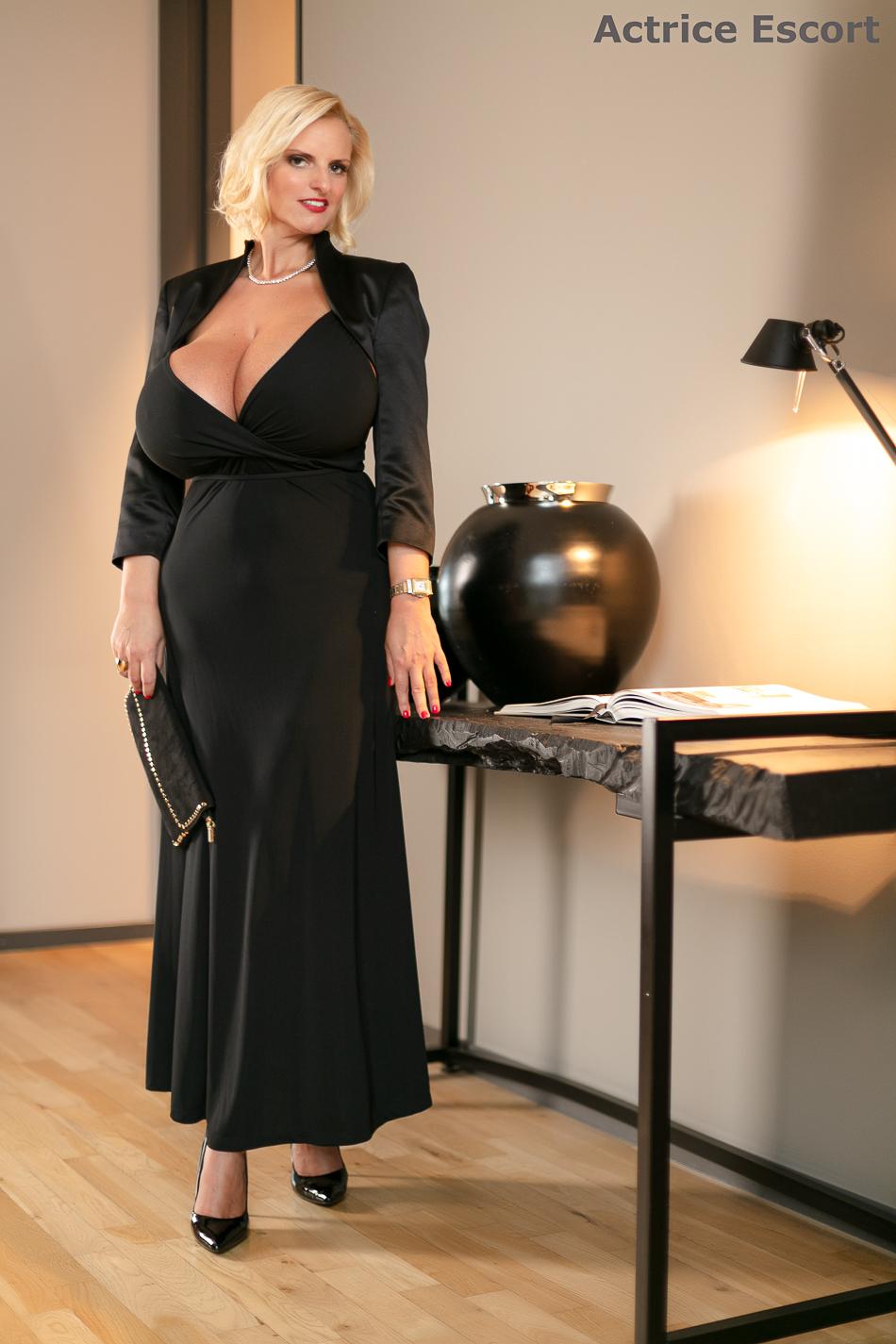 Actrice escort