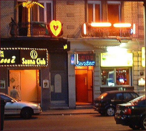 Sex-Club Eros Center Frankfurt aus Frankfurt | Nachtladies