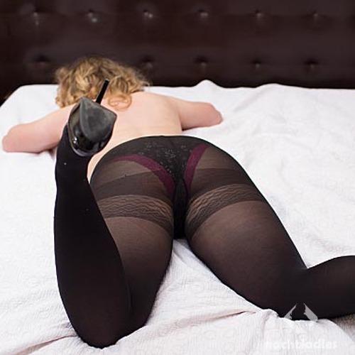 erotische massage aalen nylon für männer