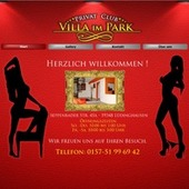 Privat Club Villa im Park