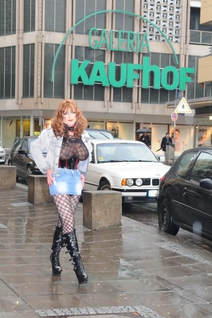 Transexuelle Samara Rosetti aus Stuttgart | Nachtladies