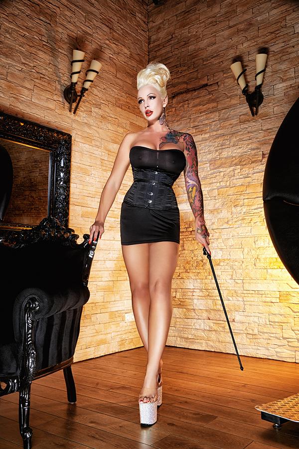 SM-Kontakt Miss Donna Carrera aus SM-Kontakte Studio