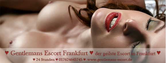 Gentlement-Escort from Frankfurt