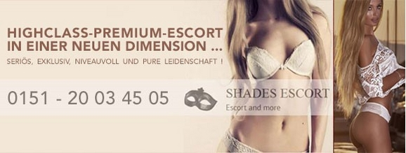 Shades Escorts - Escort and more from Wiesbaden